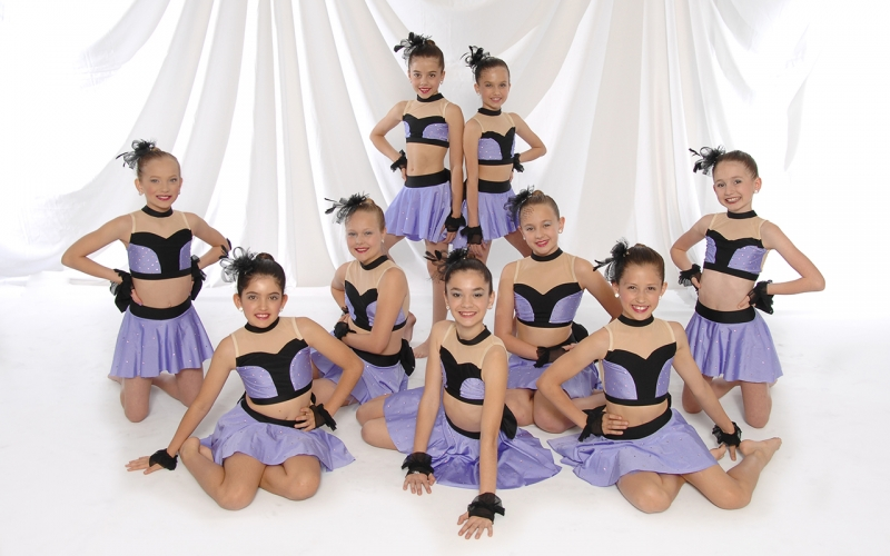 Kids Perforance Dance Classes - All About Dance - Scottsdale AZ